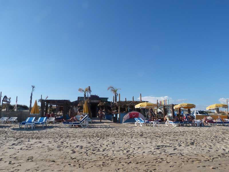 Mango's Beach - La roquille