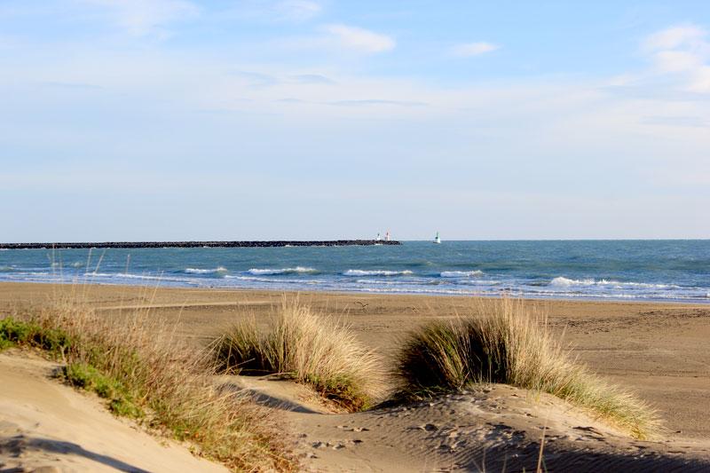 plage richelieu centre - cap d'agde